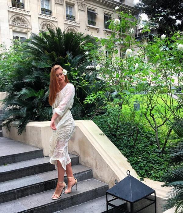 Marina Ruy Barbosa viajou a Buenos Aires para cumprir agenda profissional (Foto: Reprodução / Instagram)