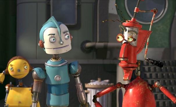 Produção de 'Robôs' optou por artistas performáticos para simular orquestra com sons robóticos (Foto: Divulgação / Reprodução)