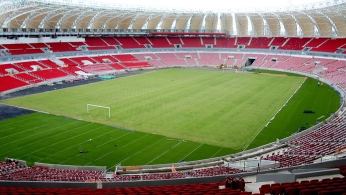 beira-rio estádio obras internacional inter (Foto: João Vicente Linck/Divulgação Inter)