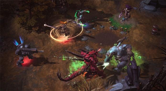 Heroes of the Storm: dicas para mandar bem no MOBA da Blizzard Heroes-lancamento-caixa-pc-002