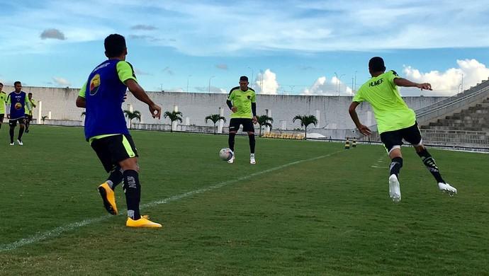 Botafogo-PB, Rafael Oliveira (Foto: Divulgação / Botafogo-PB)