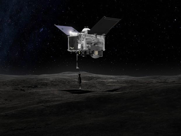 Nasa lança sonda amanhã para entender o começo do Sistema Solar