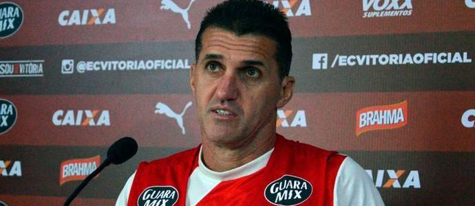 Vagner Mancini; Vitória (Foto: Francisco Galvão/EC Vitória/ Divulgação)