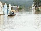 Vídeos mostram prejuízos causados pelas chuvas em todo o Paraná
