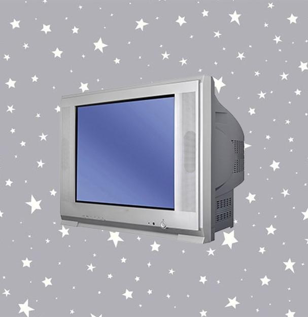 Tv (Foto: Reprodução/Pinterest)