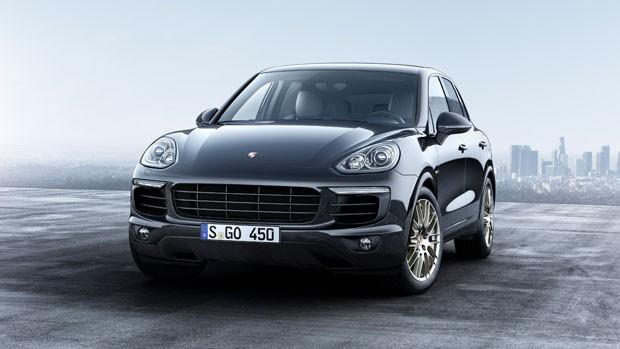 Porsche Cayenne Platinum Edition  (Foto: Divulgação )
