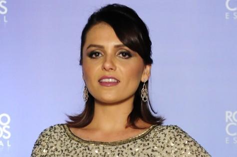Monica Iozzi (Foto: Estevam Avellar/TV Globo)