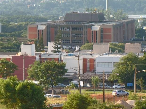Unicamp projeta canalizar até água de ar condicionado contra crise hídrica em Campinas (Foto: Reprodução/ EPTV)