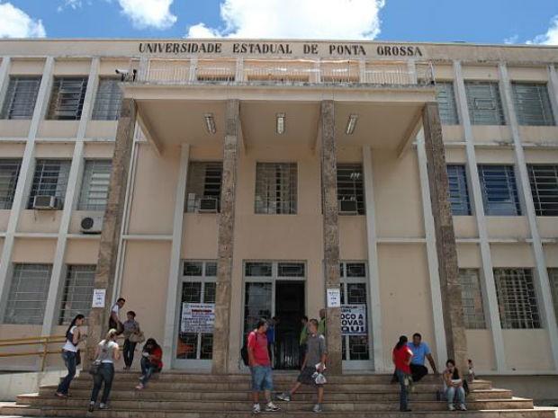 Universidade Estadual de Ponta Grossa (UEPG) (Foto: Divulgação/UEPG)