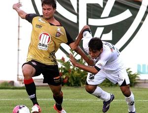 Pedro Ken, Vitória e Abc (Foto: Edson Ruiz / Agência Estado)