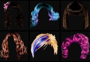 dragulator cabelo