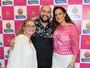 Silvia Abravanel inaugura 'Escola de Princesas' em São Paulo