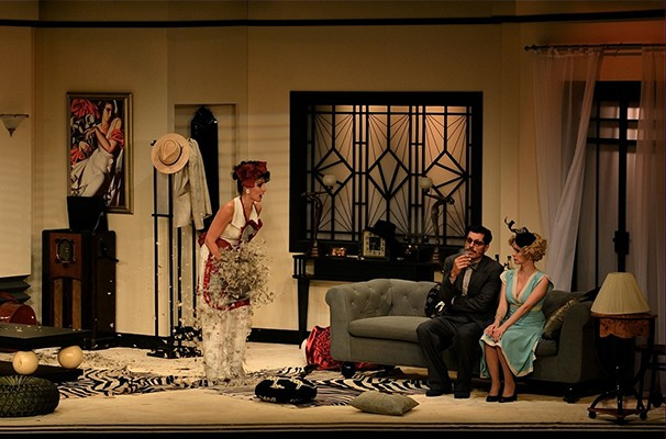 'Vidas Privadas' é um dos textos mais representados em palcos (Foto: Divulgação)