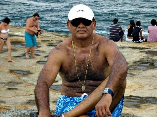 Delegado Felix Alberto da Costa, de 64 anos, foi achado morto na Estrada Transacreana, em Rio Branco (Foto: Arquivo pessoal)