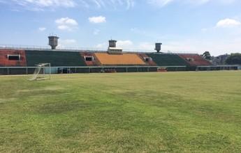 Barra Mansa abre portões para torcida na despedida da Série B do Carioca