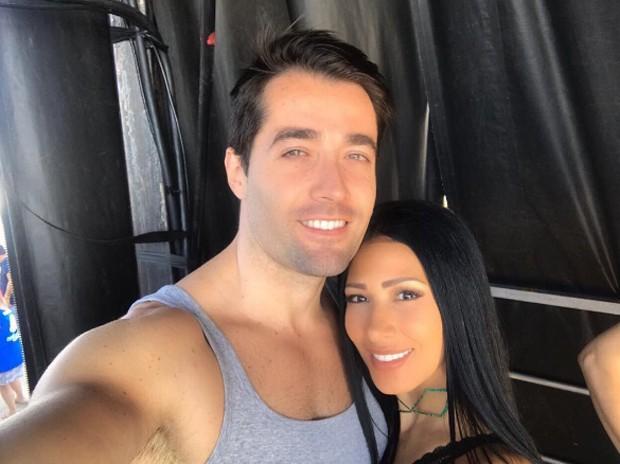 Simaria e o marido, Vicente (Foto: Reprodução/Instagram)