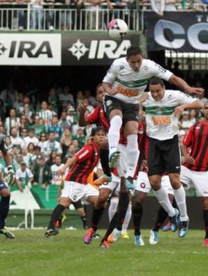 Coritiba x Atlético-PR Atletiba (Foto: Divulgação/site oficial do Coritiba Foot Ball Club)