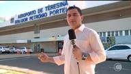 Pista do Aeroporto de Teresina ficará fechada entre às 4h e 11h pelos próximos 60 dias