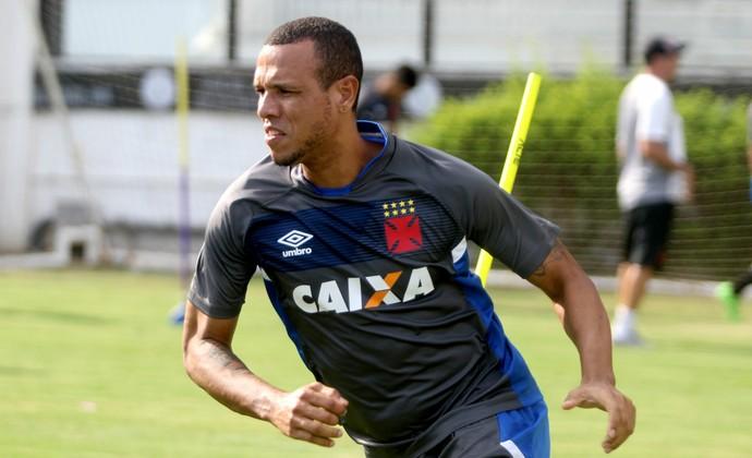 Luis Fabiano, Vasco (Foto: Paulo Fernandes/Vasco.com.br)