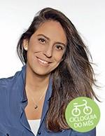 ALINE ZAROUK Diretora de marketing do grupo Iguatemi, a paulistana adora pedalar por são Paulo nos fins de semana (Foto: Arq. pessoal)