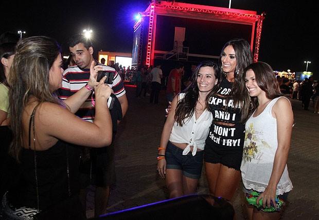 Nicole Bahls (Foto: Thyago Andrade/Foto Rio News)