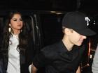 Selena Gomez é quem teria terminado namoro com Justin Bieber, diz site