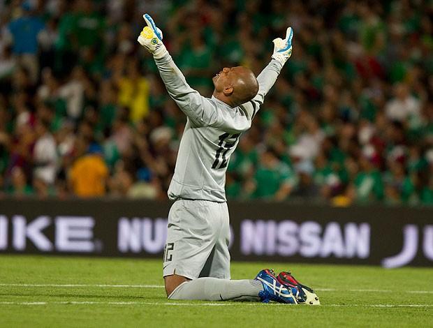 Jefferson brasil méxico (Foto: agência AP)