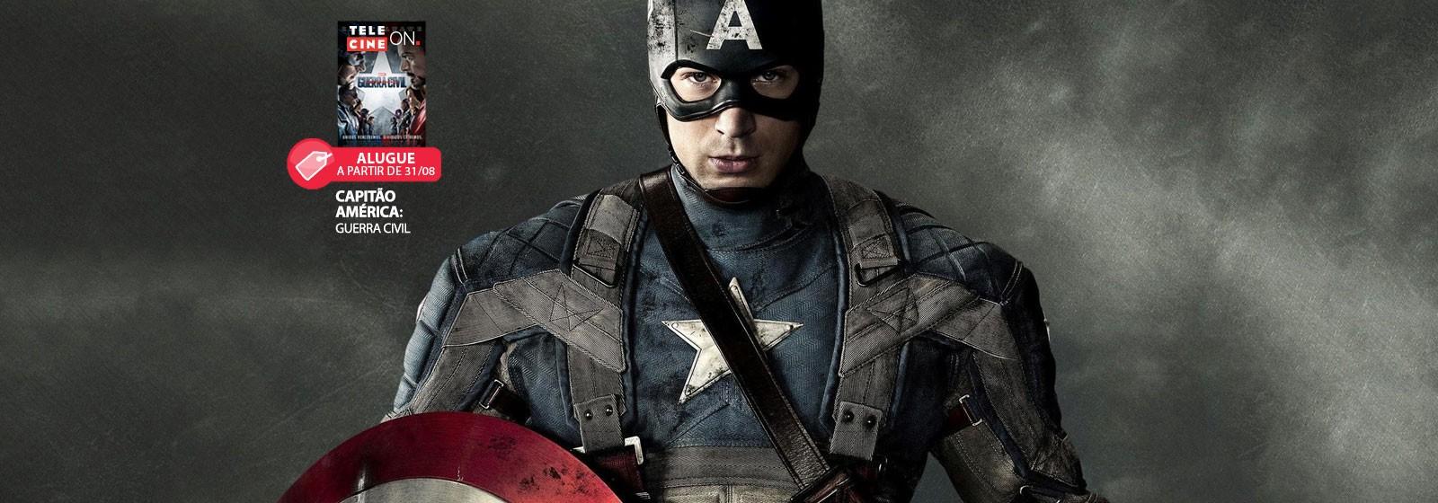 Especial Capitão América