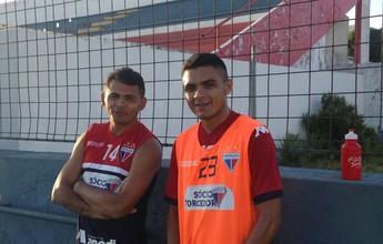 Daniel Sobralense rescinde contrato com Fortaleza. Ele é o 8º a sair do Leão