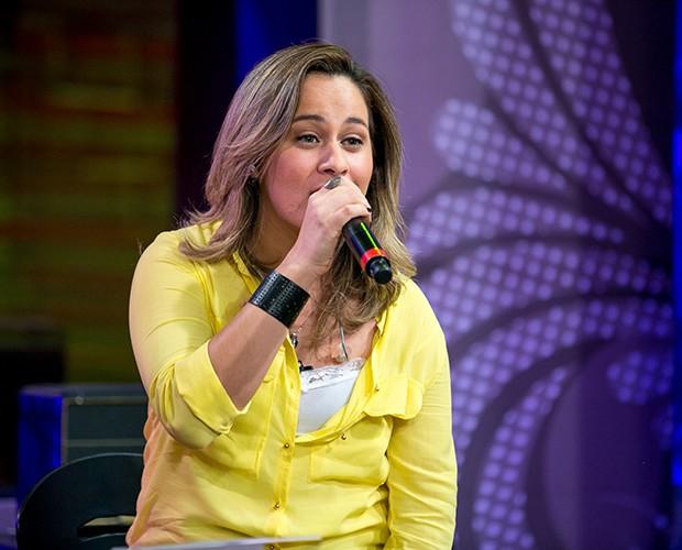 E Paula também (Foto: Isabella Pinheiro/Gshow)
