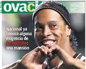 Mansão e segurança: jornal revela pedidos de Ronaldinho ao Nacional