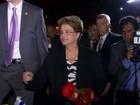 Dilma desembarca em NY, e Temer assume como presidente em exercício