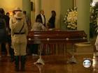 Corpo de Luiz Paulo Conde, ex-prefeito do Rio, é velado