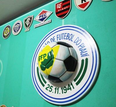 Federação de Futebol do Piauí (Foto: Josiel Martins )