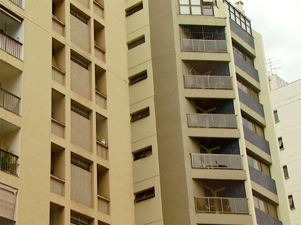 Aluguel de apartamentos da região central de Campinas poderá ter reajuste médio de 8% (Foto: Reprodução/ EPTV)