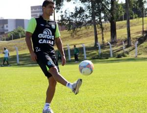 Ednei Chapecoense (Foto: Diego Carvalho/Aguante/Chapecoense)