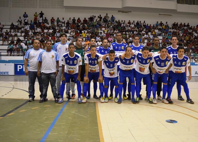 Seleção de Itaporanga empatou com Aracaju (Foto: João Áquila/GLOBOESPORTE.COM)