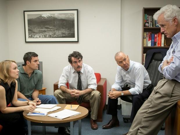 Spotlight - Segredos Revelados é um dos concorrentes ao Oscar deste ano  (Foto: Divulgação)
