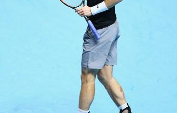 Grã-Bretanha terá Murray nas duplas contra Bélgica e tenta encerrar jejum
