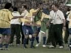 Luiz Felipe Scolari e Carlos Alberto Parreira voltam à seleção brasileira
