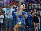 Sabrina Boing Boing é coroada diva de bateria da Acadêmicos do Tatuapé