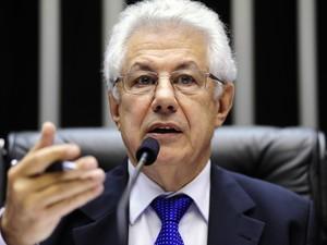 O deputado Arlindo Chinaglia (Foto: Gustavo Lima / Câmara dos Deputados)