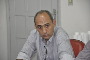 Francisco Marino, presidente do Rondonópolis (Foto: Robson Boamorte)