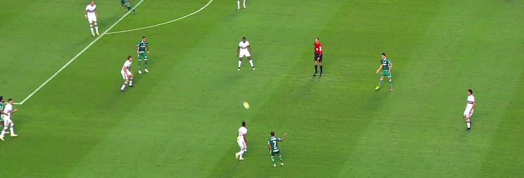 Os melhores momentos de São Paulo 1 x 0 Palmeiras pela 4ª rodada do Campeonato Brasileiro