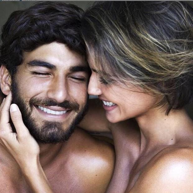 Deborah Secco e Hugo Moura (Foto: Instagram)