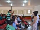 Indígenas que bloquearam BR entre RO e MT participam de reunião