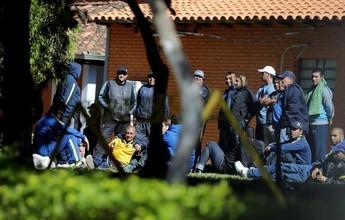 Mais de 200 torcedores do Boca  são detidos após vitória no Paraguai