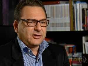 Advogado da família Nardoni, Roberto Podval (Foto: Reprodução/TV Globo)