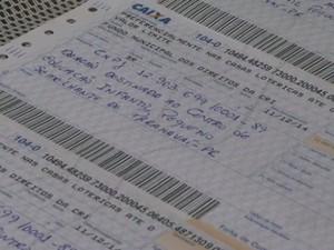 Doação Imposto de Renda para entidades assistenciais com programas do governo federal (Foto: Reprodução RPC)