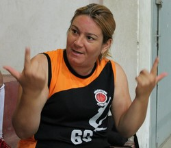 Basquete Feminino de Petrolina (Foto: Amanda Lima)